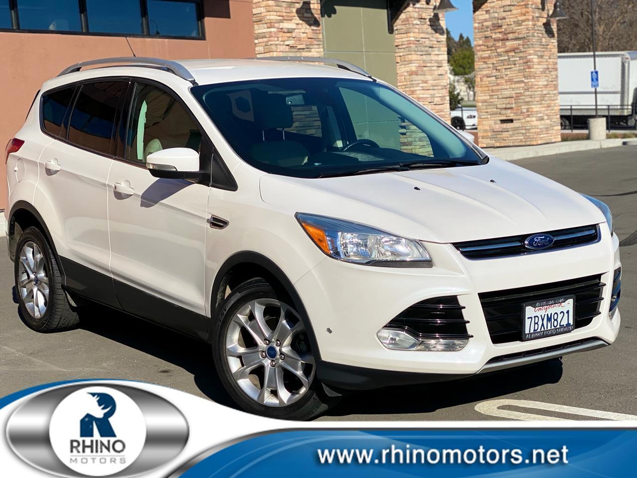 Ford Escape FWD 4dr Titanium 2014