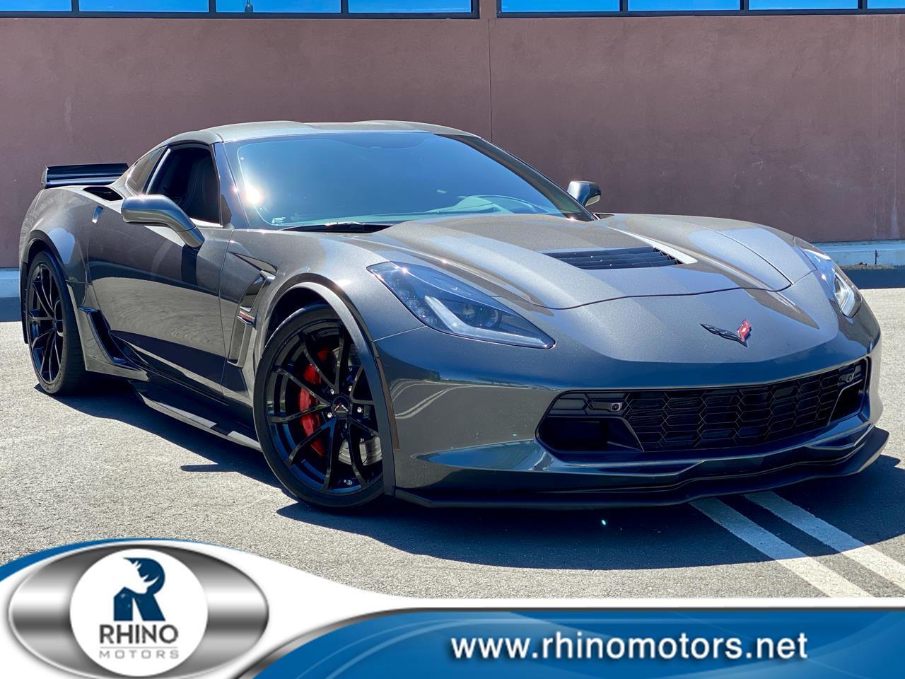 Chevrolet Corvette 2dr Grand Sport Cpe w/2LT 2017
