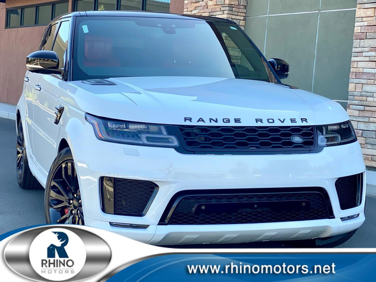 Land Rover Range Rover Sport V8 Supercharged Autobiography 2018