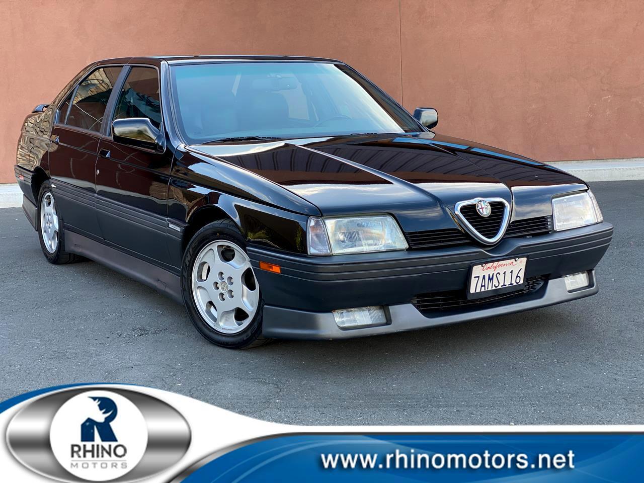 Alfa Romeo 164 S 1991