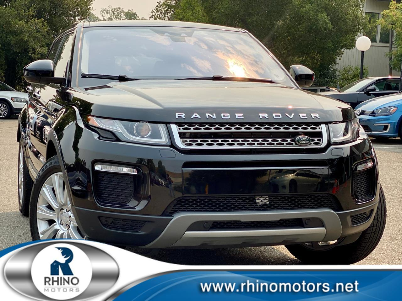 Land Rover Range Rover Evoque 5 Door HSE 2018