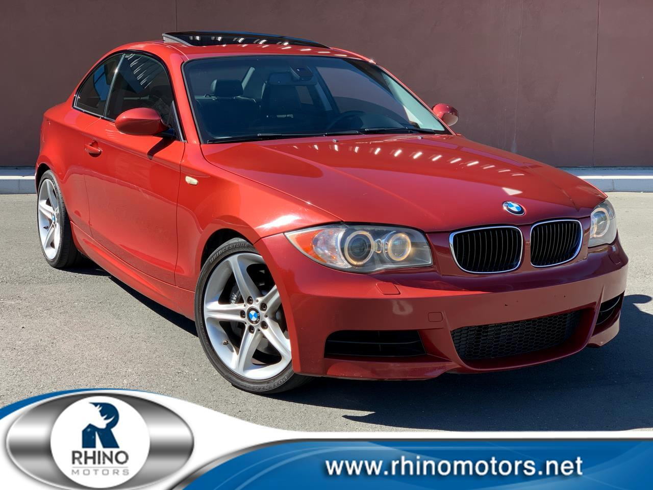 BMW 1 Series 2dr Cpe 135i 2009