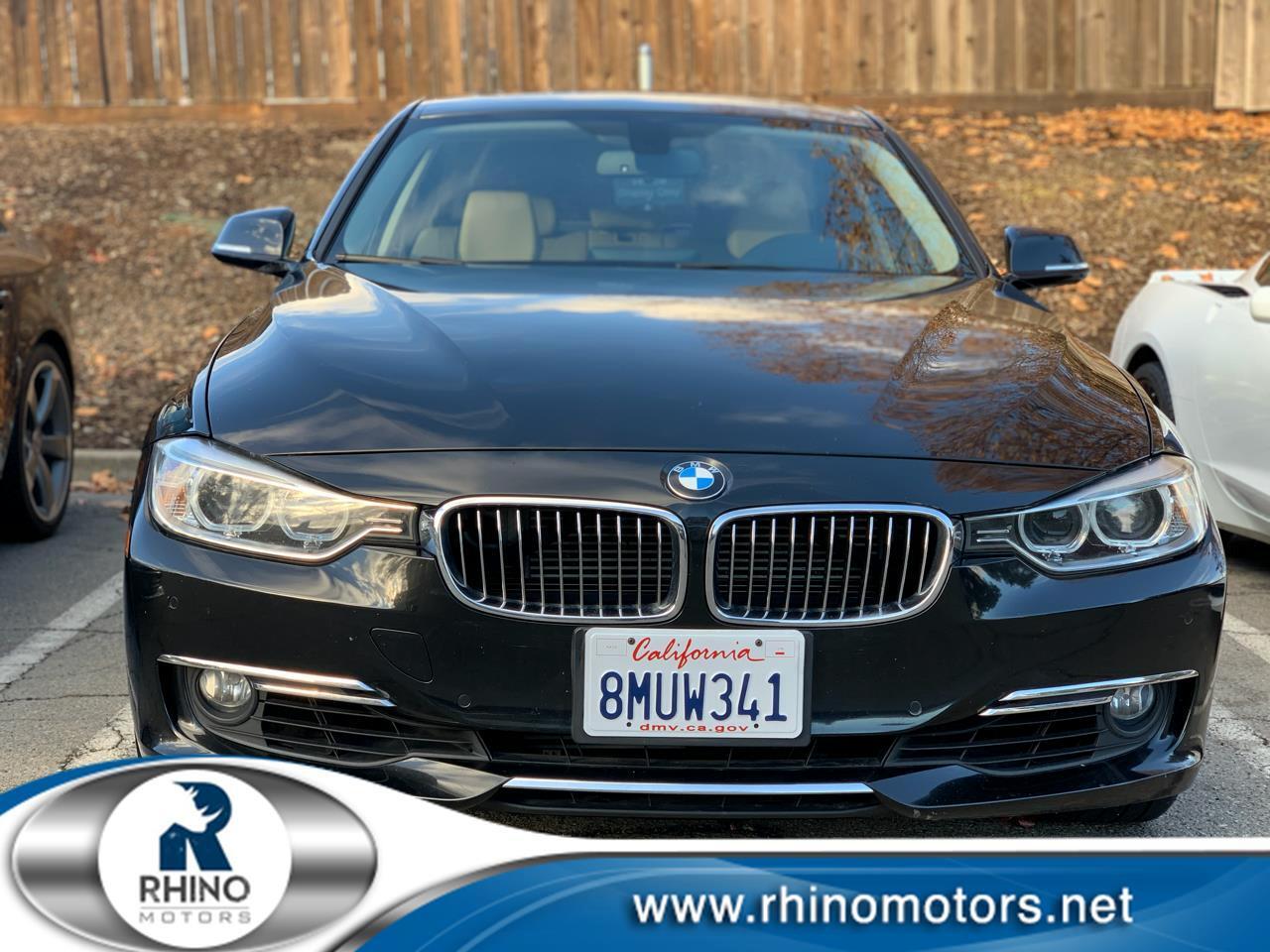 BMW 3 Series 4dr Sdn ActiveHybrid 3 2013