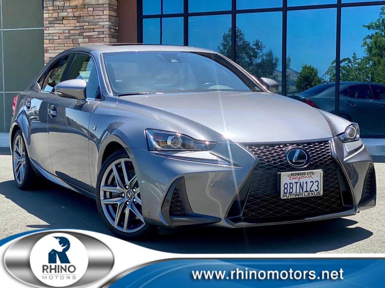 Lexus IS IS Turbo RWD 2017