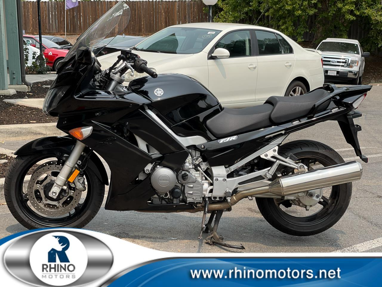 Yamaha FJR1300  2009
