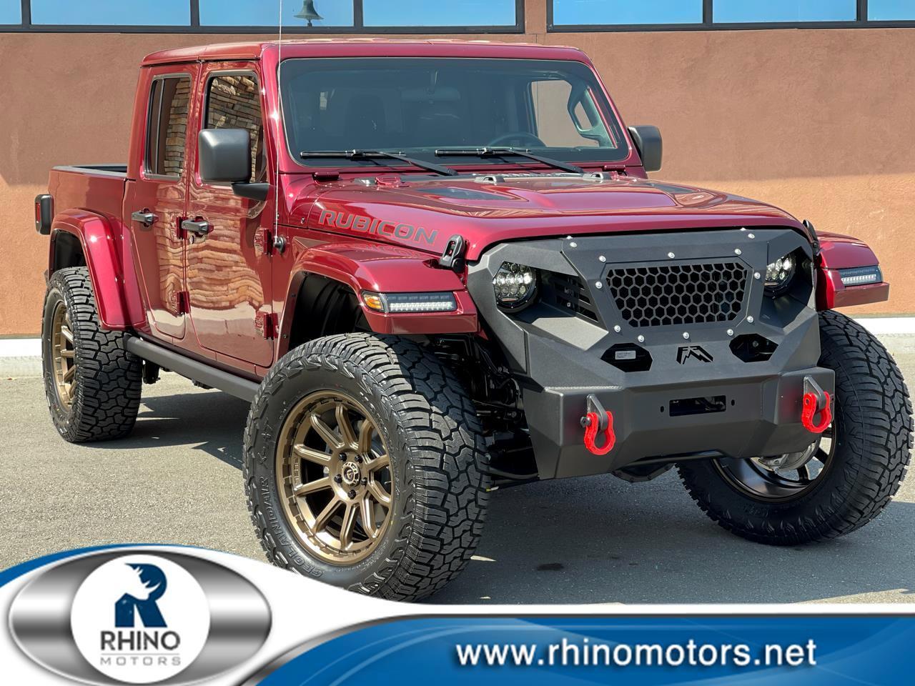 Jeep Gladiator Rubicon 4x4 2021