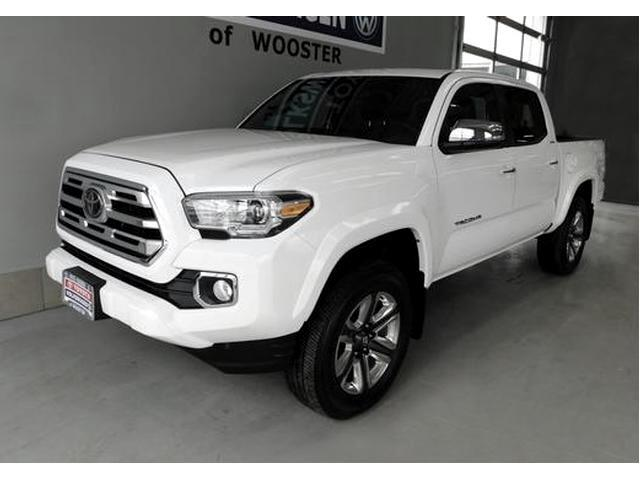 Toyota Tacoma Limited Double Cab V6 6AT 4WD 2018