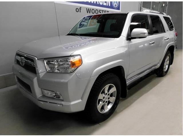 Toyota 4Runner 4WD 4dr V6 Limited (Natl) 2013