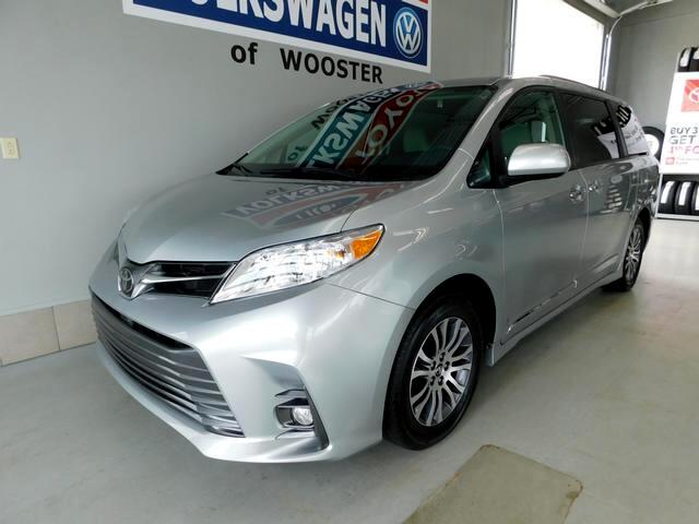 Toyota Sienna XLE Auto Access Seat FWD 7-Passenger (Natl) 2020