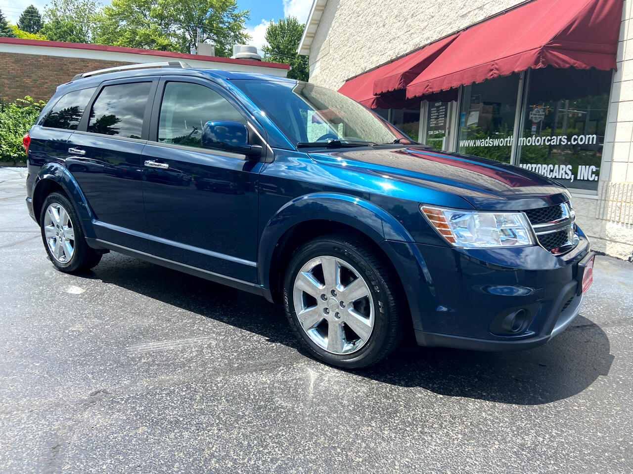 Dodge Journey AWD 4dr Limited 2015