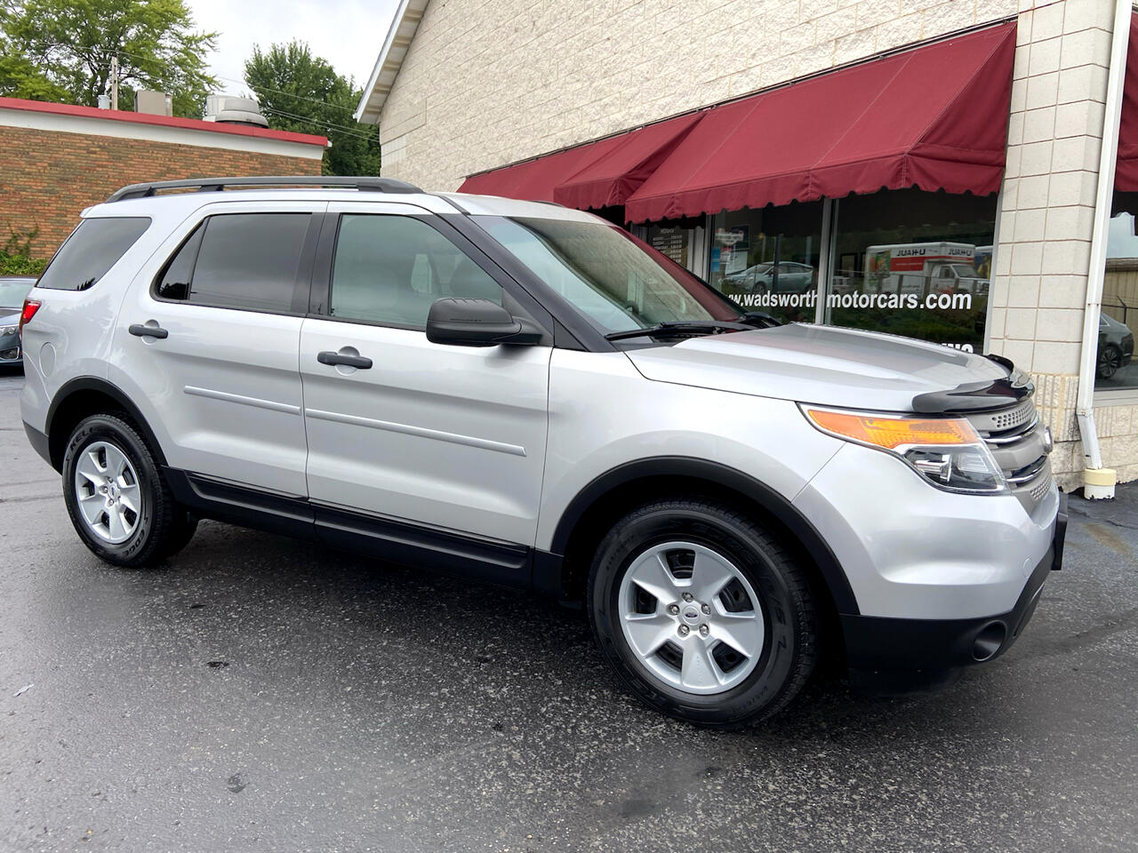 Ford Explorer FWD 4dr Base 2013