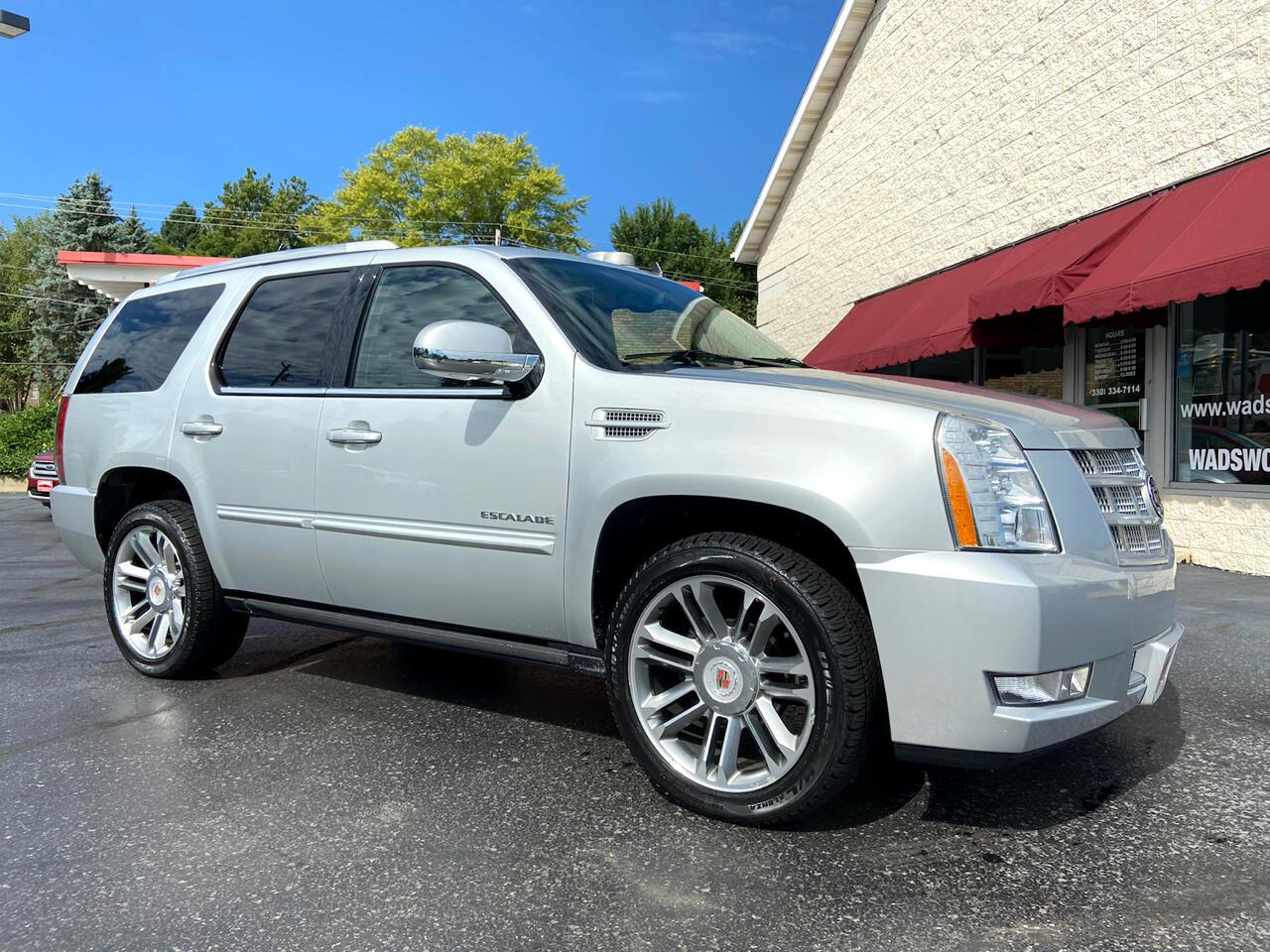 Cadillac Escalade AWD 4dr Premium 2013