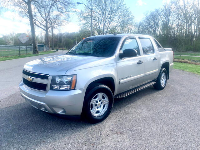 2008 Chevrolet Avalanche LS RWD