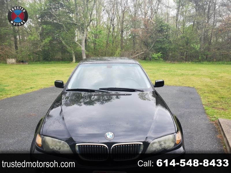 BMW 3-Series 330xi Sedan 2004