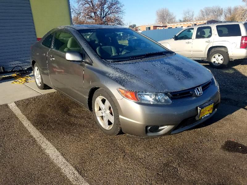 Honda Civic EX Coupe AT with Navigation 2006