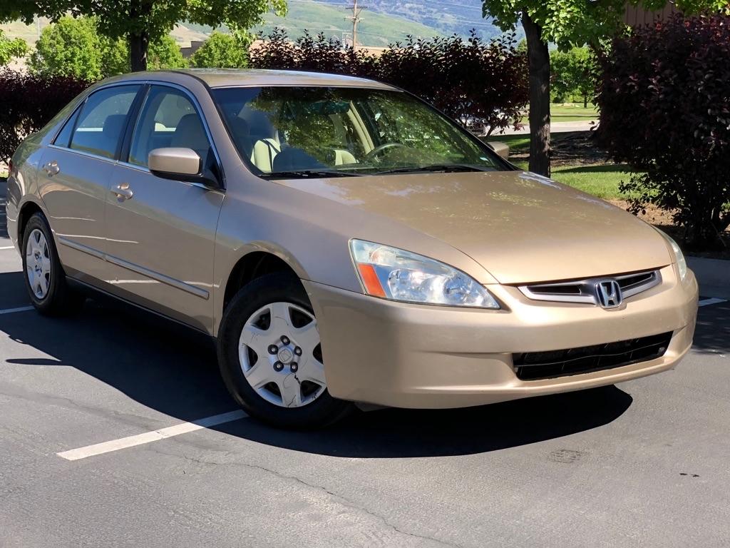 Honda Accord Sdn LX AT 2005
