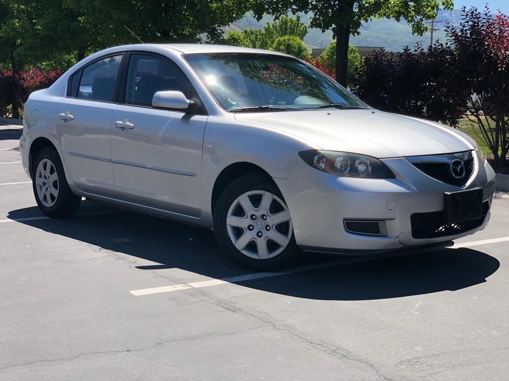 Mazda MAZDA3 4dr Sdn Man i Sport *Ltd Avail* 2008