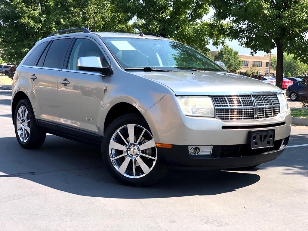 Lincoln MKX FWD 4dr 2008