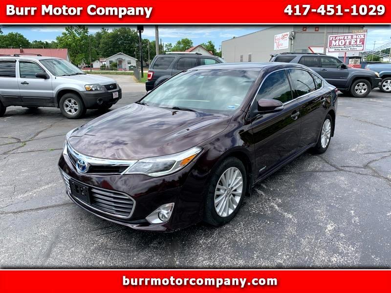 Toyota Avalon Hybrid XLE Premium 2013