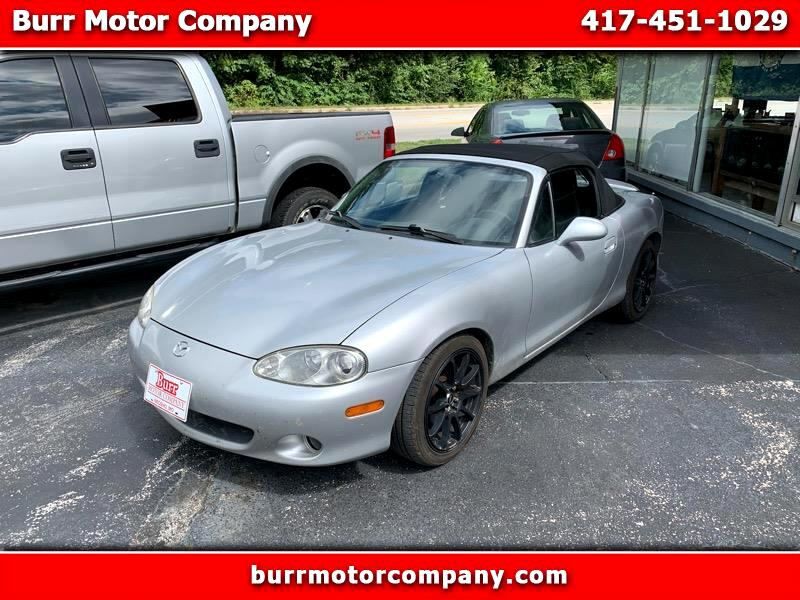 Mazda MX-5 Miata Cloth 2005
