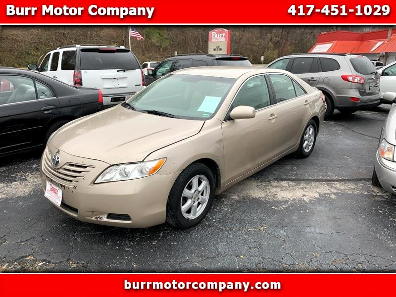 Toyota Camry CE 5-Spd AT 2007