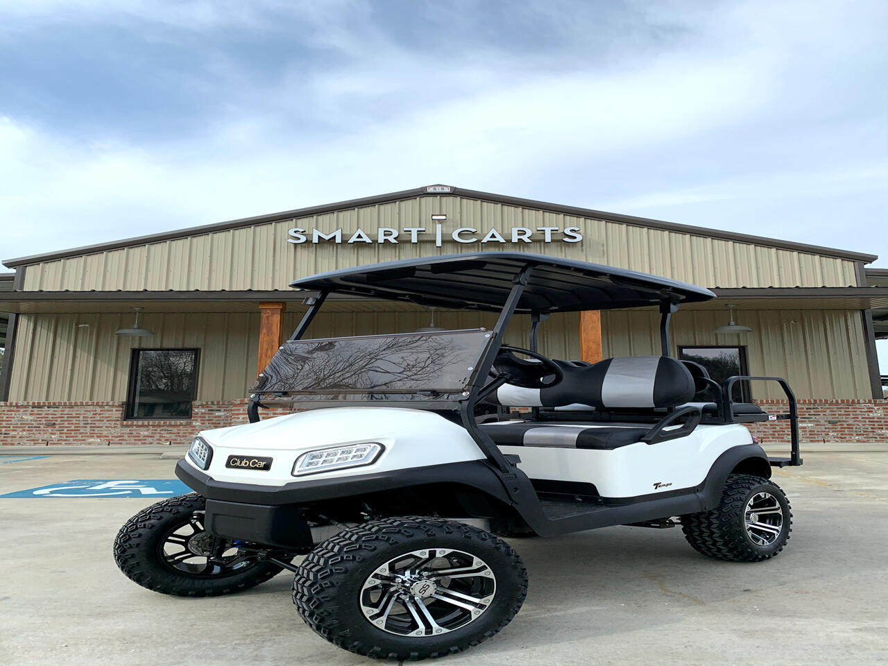 Club Car Off Road Base 2019