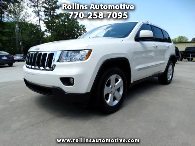2012 Jeep Grand Cherokee Larado 2WD Leather Navigation