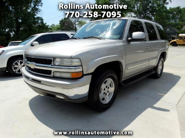 2005 Chevrolet Tahoe LT Leather
