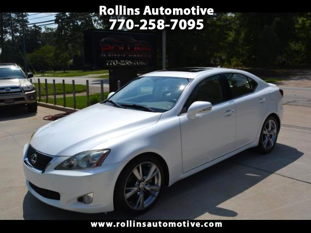 2009 Lexus IS IS 250 Automatic Nav