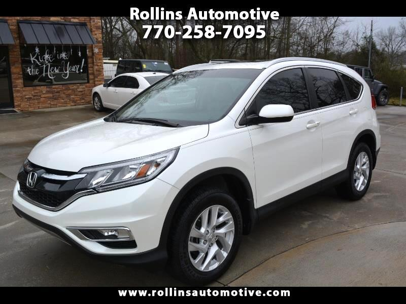 2016 Honda CR-V EX-L 2WD with Navigation