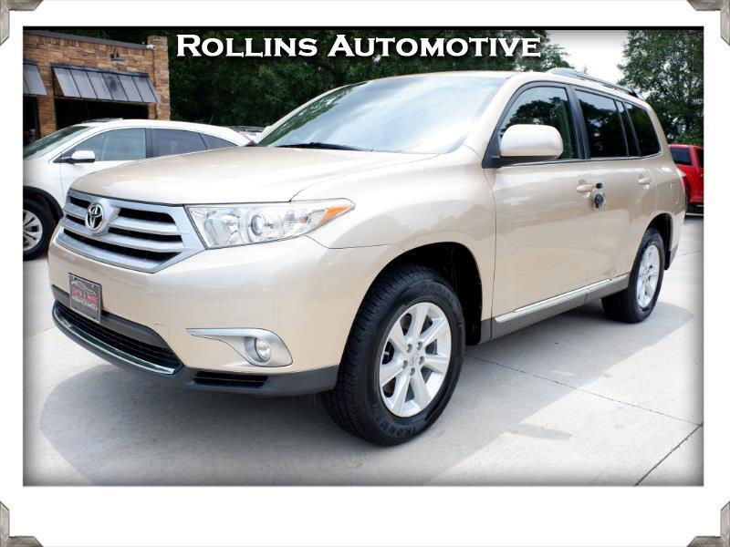 2011 Toyota Highlander 4WD 4dr V6 Limited w/3rd Row (Natl)