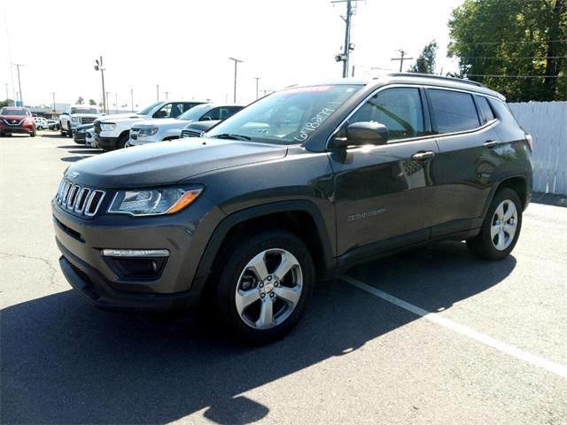 Jeep Compass 4WD 4dr Latitude 2019