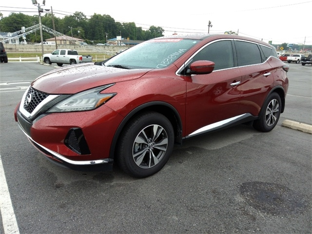 Nissan Murano FWD 4dr S 2019
