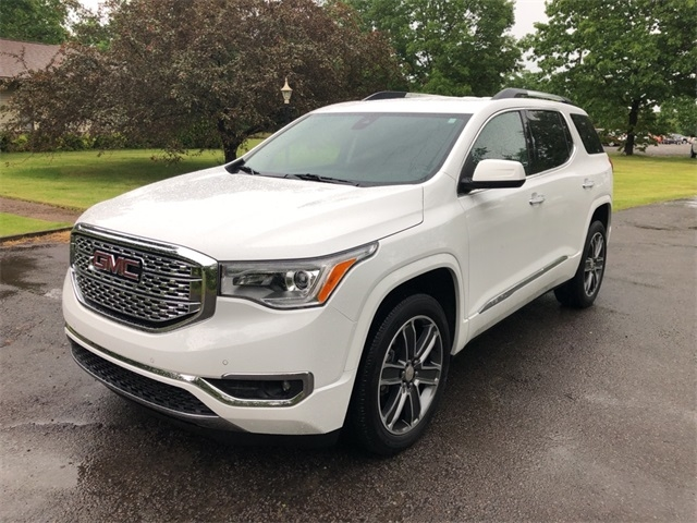 Used 2019 Gmc Acadia Denali For Sale In Jacksonville Ar 72076 Red