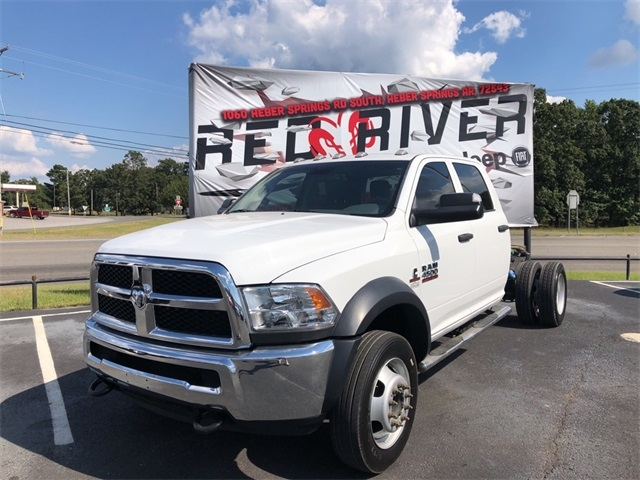 RAM 4500 Chassis Cab  2018