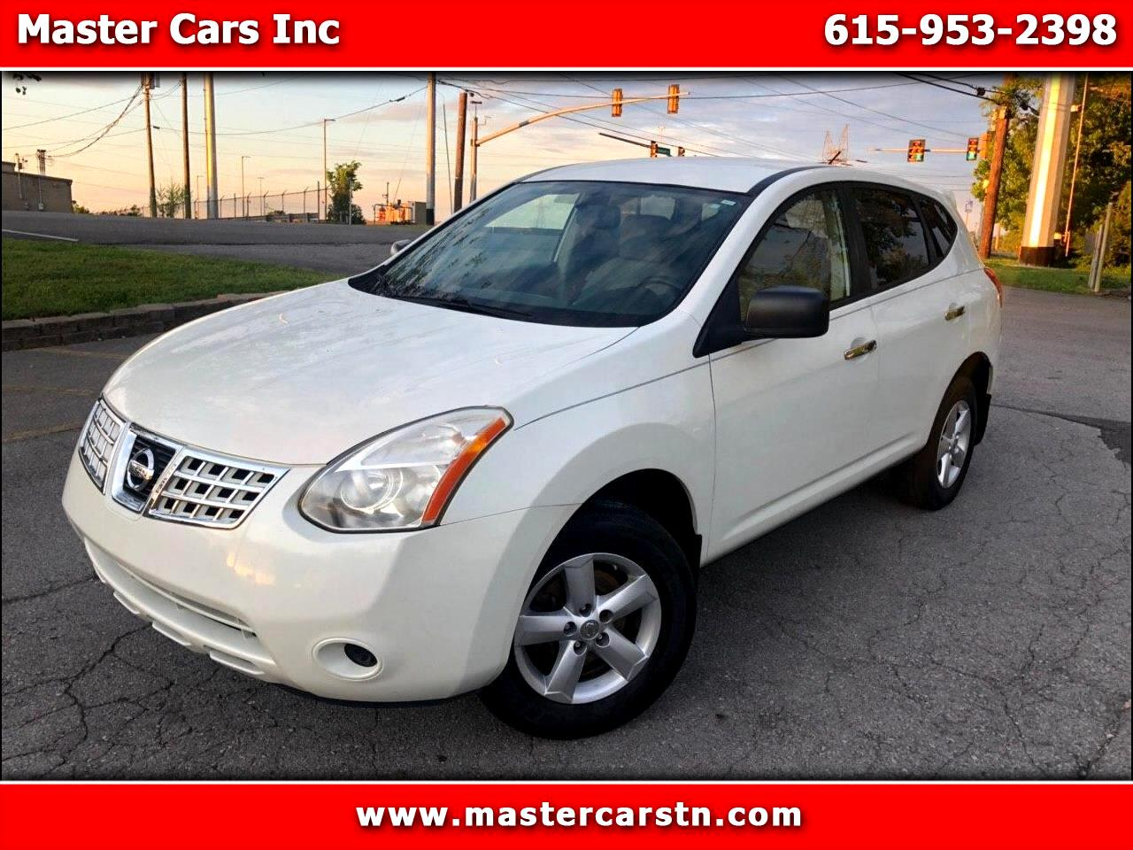 Nissan Rogue FWD 4dr S 2010