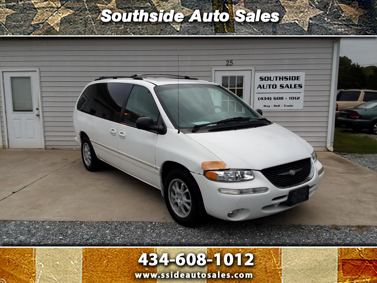 Chrysler Town & Country LX AWD 1999
