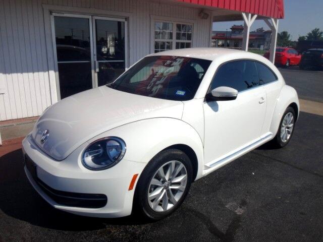 2014 Volkswagen Beetle TDI 6A