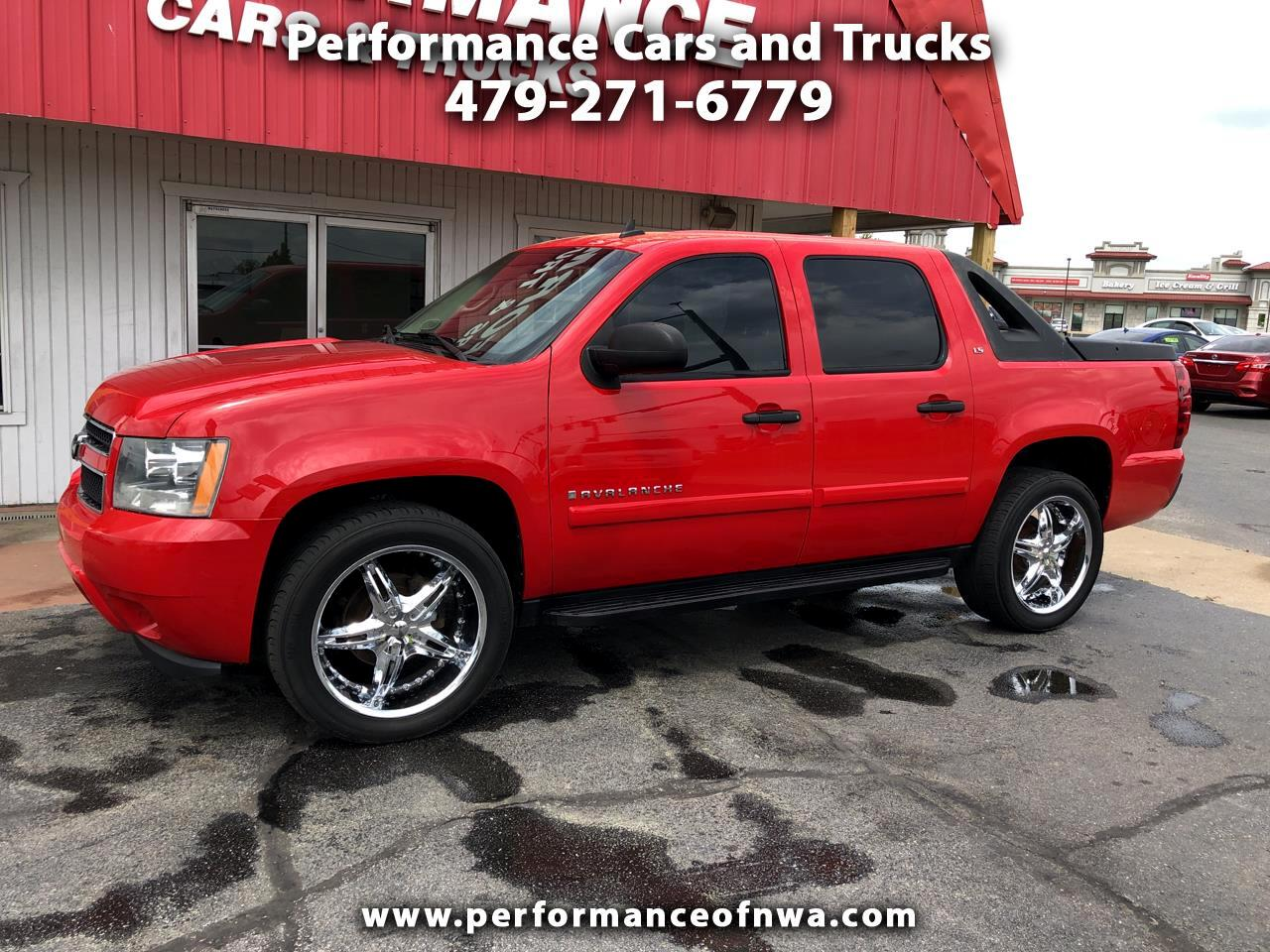 2008 Chevrolet Avalanche 1500 4WD