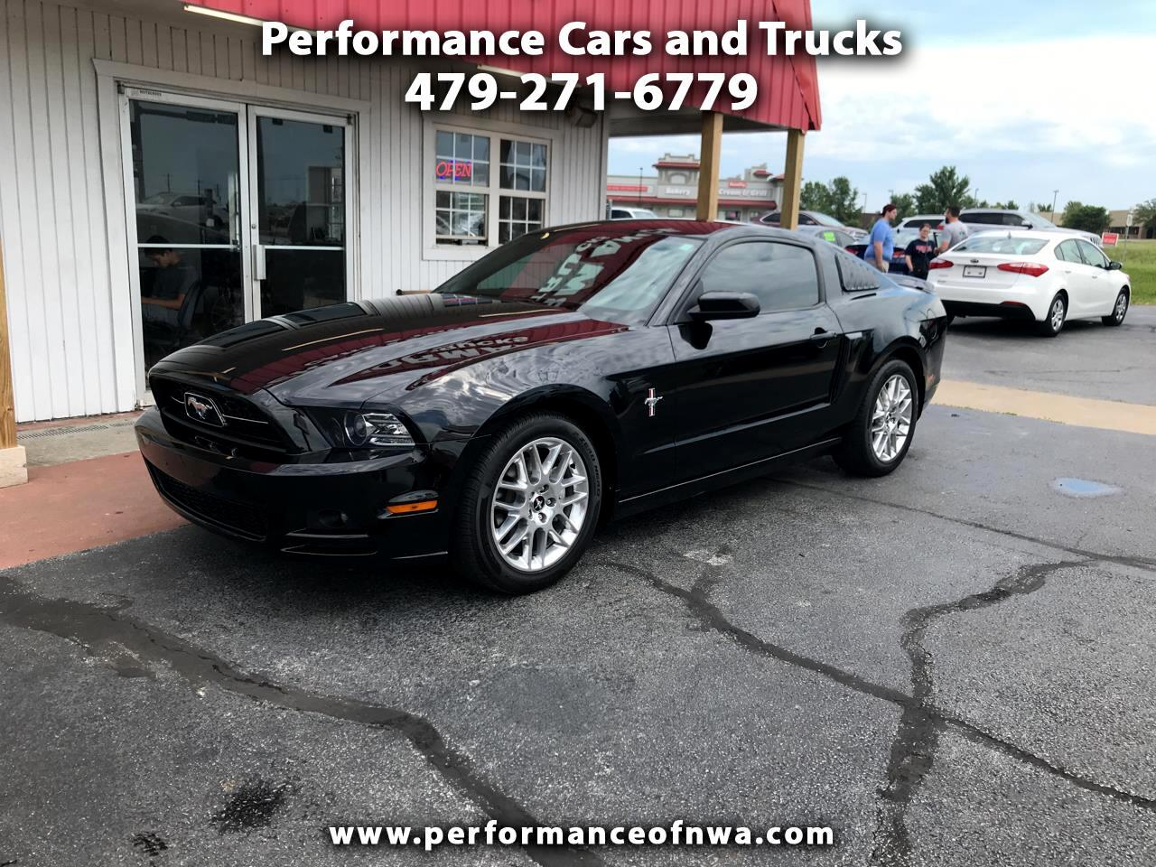 2014 Ford Mustang 2dr Cpe Premium