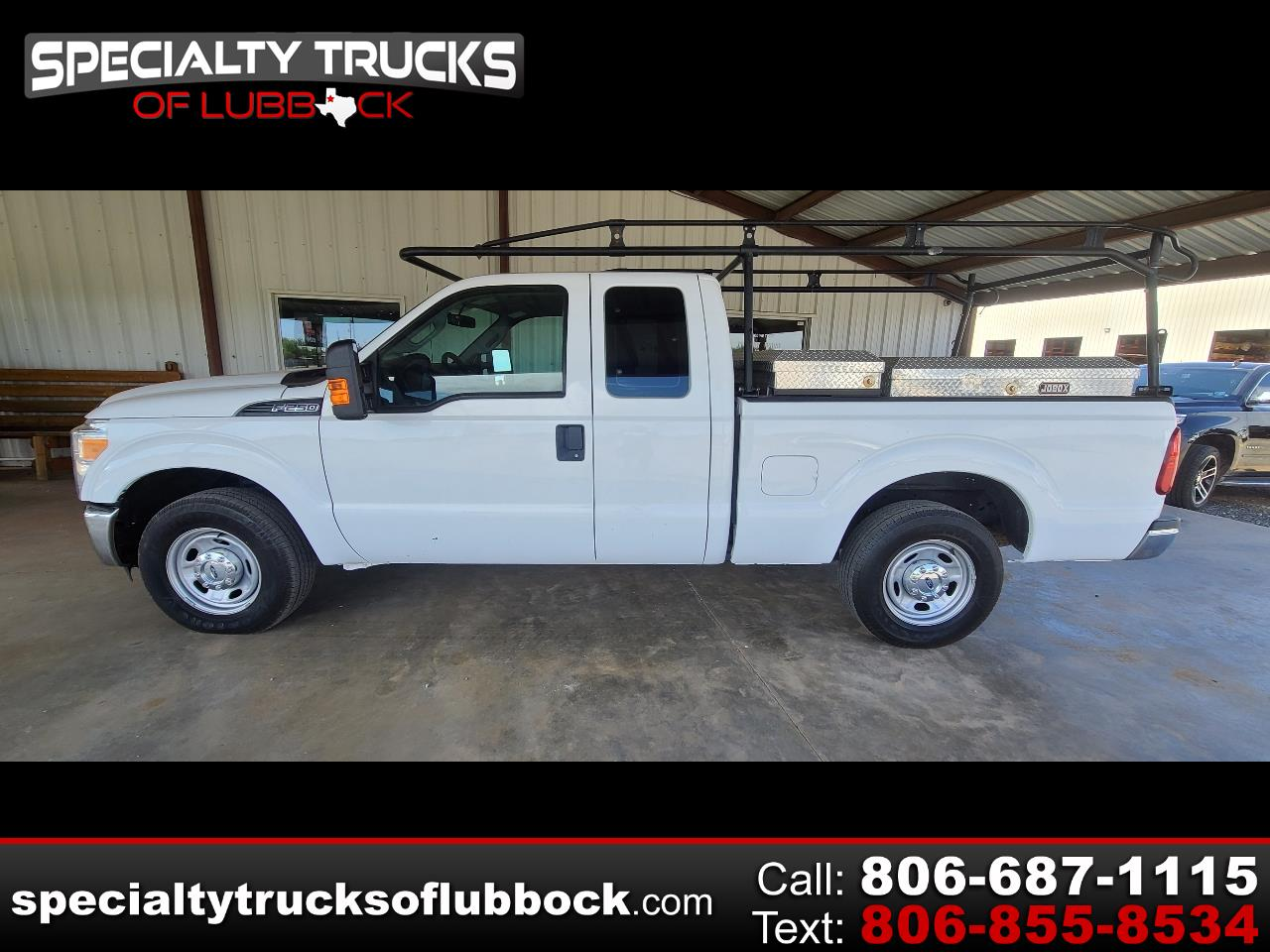 "Ford Super Duty F-250 SRW 2WD Crew Cab 156"" XL 2015"