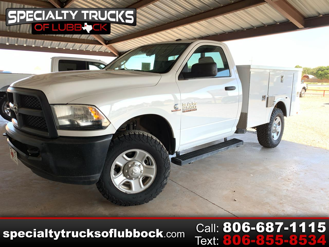 RAM 2500 Tradesman Regular Cab 4WD 2015