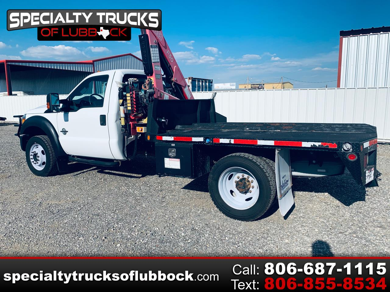 Ford Super Duty F-550 DRW  2012