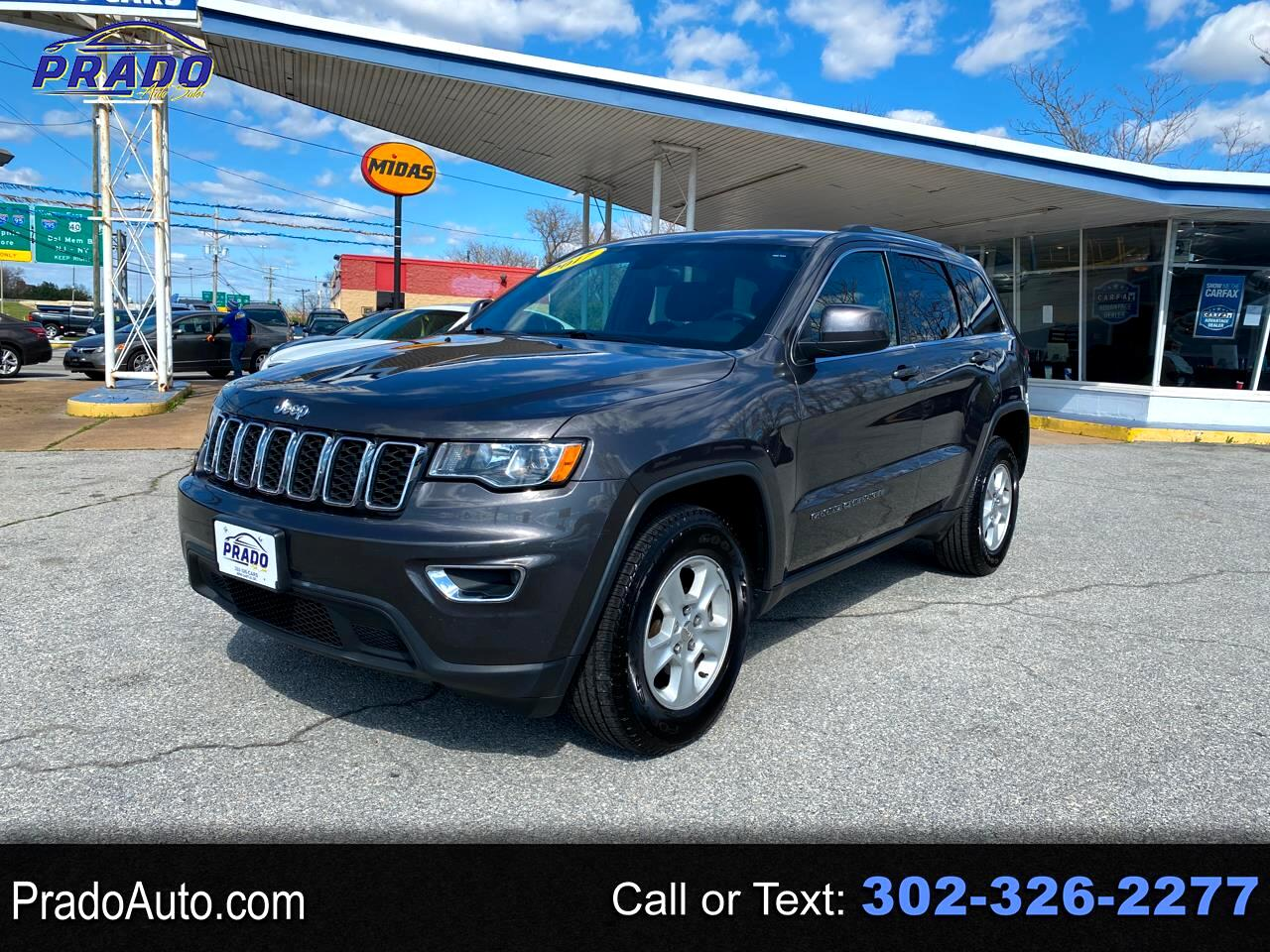 Jeep Grand Cherokee Laredo 4WD 2017