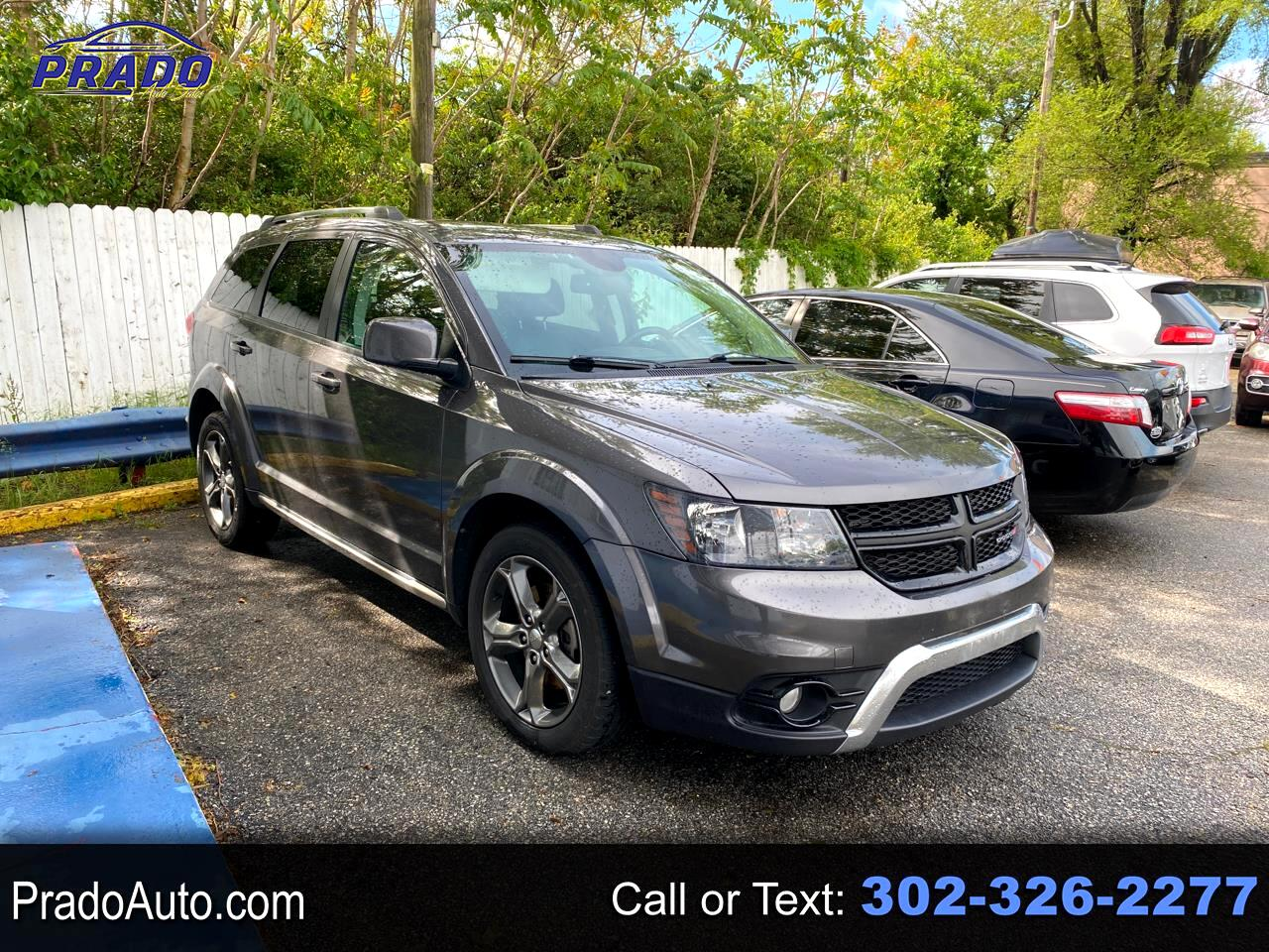 Dodge Journey Crossroad FWD 2014