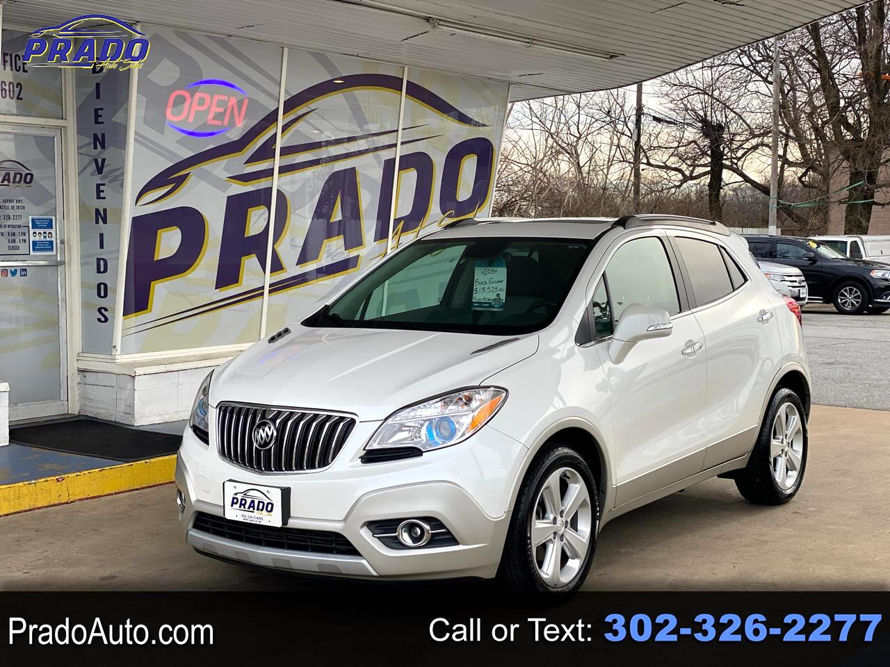 Used Buick Encore New Castle De