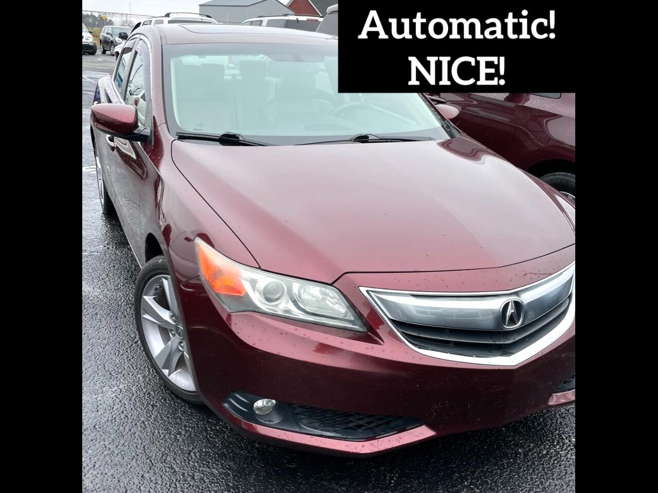 Acura ILX 5-Spd AT w/ Technology Package 2014