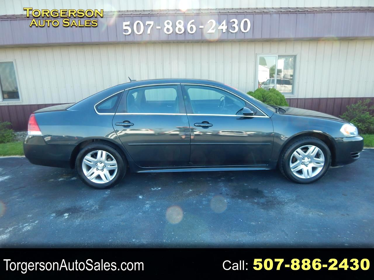 Chevrolet Impala Limited LT 2014