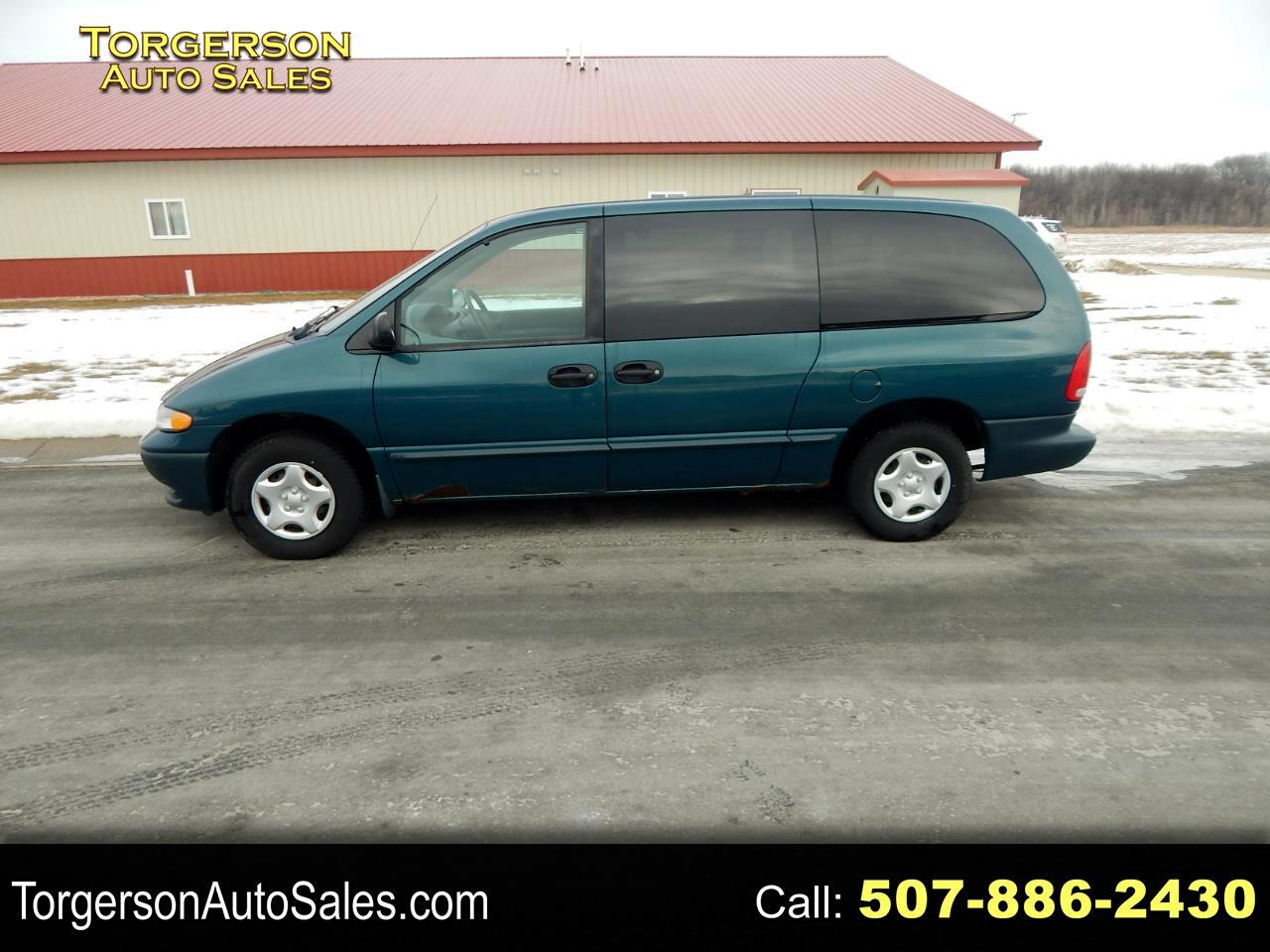 Dodge Grand Caravan Base 2000