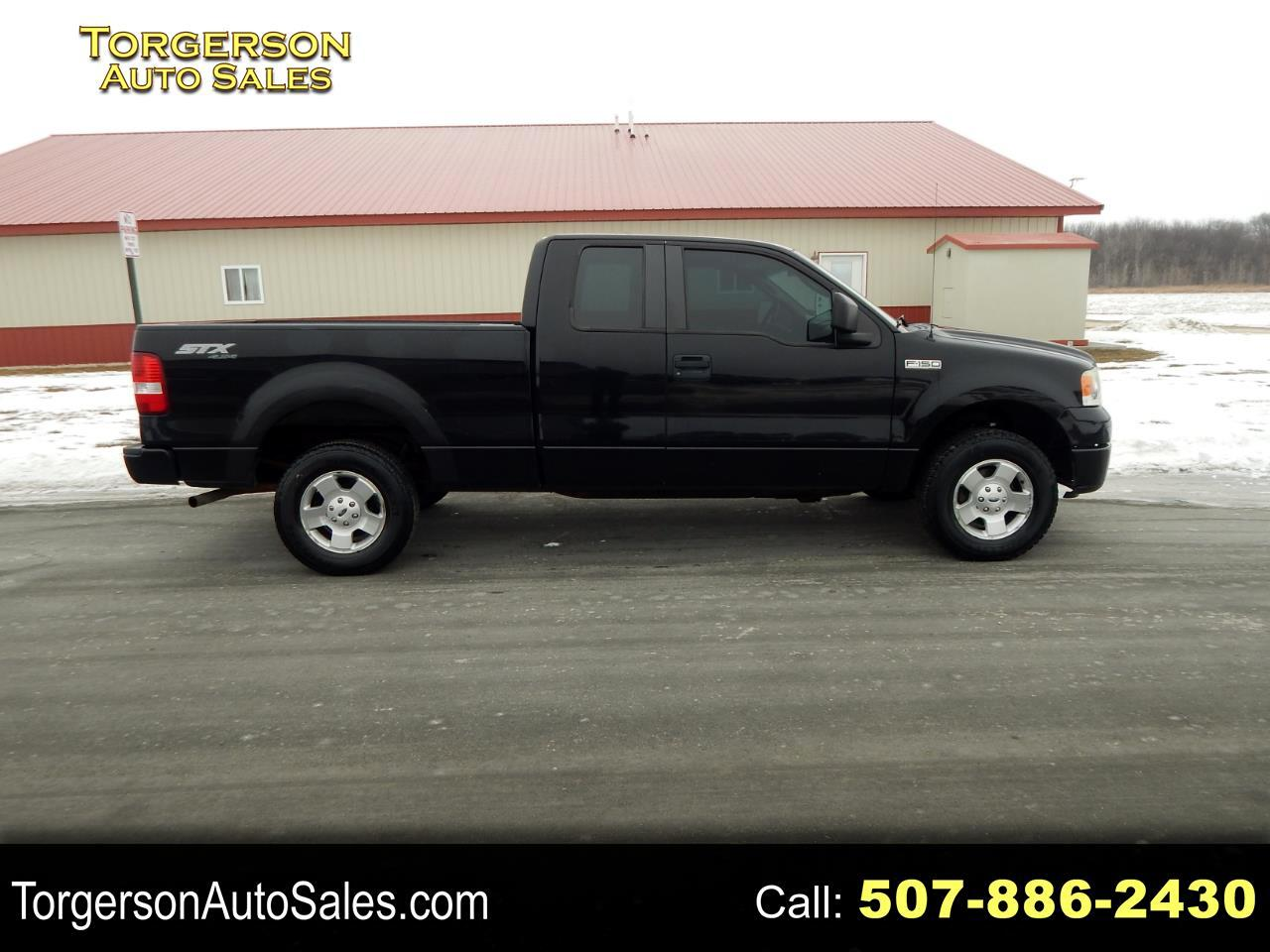 Ford F-150 STX SuperCab 4WD 2007